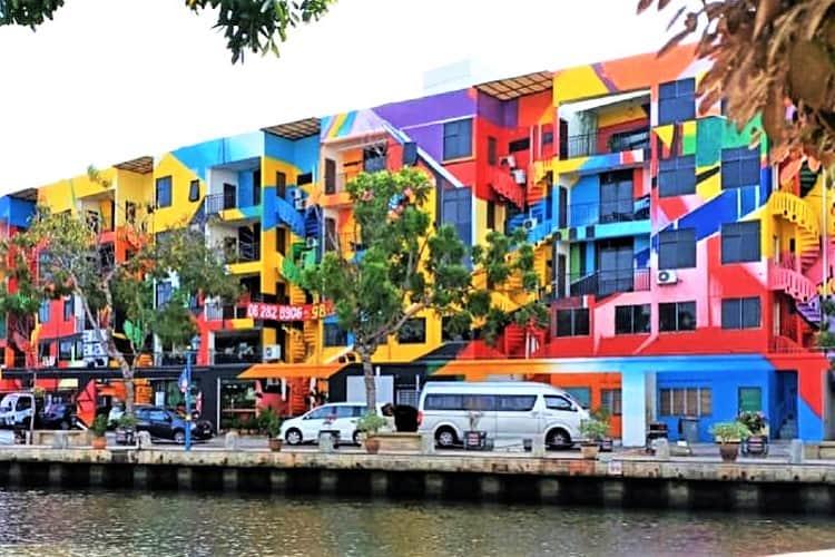 906 Riverside Hotel Melaka - top budget hotels in melaka - View