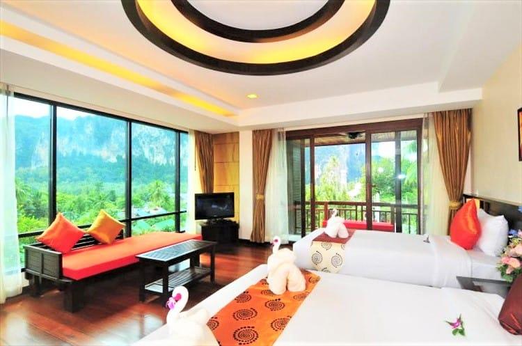 Aonang Phu Pi Maan Resort and Spa - Top Hotels in Krabi - Room