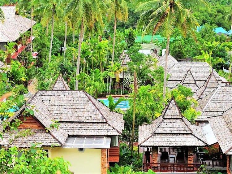 Aonang Phu Pi Maan Resort and Spa - Top Hotels in Krabi - View