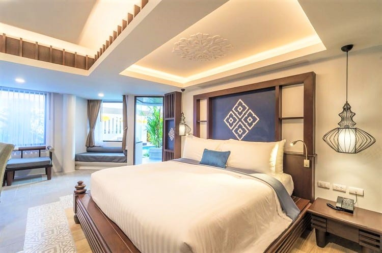 Aonang Princeville Villa Resort and Spa - Best Krabi Thailand Hotels - Room