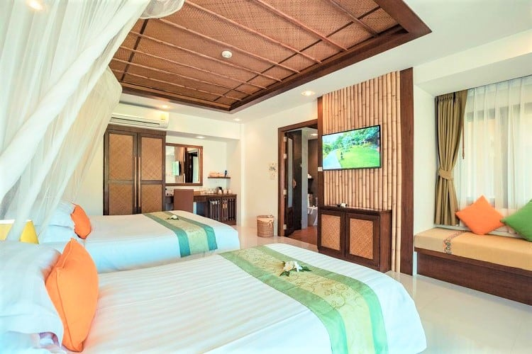 Ban Sainai Resort - Best hotels in Krabi - Room