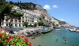Best Amalfi Towns Hotels - Hotel La Bussola - View - TF