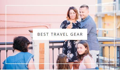 Best Travel Gear for Kids and Babies