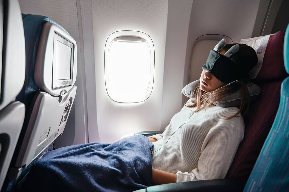 Best travel pillow for cars and road trips