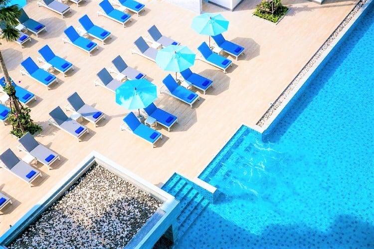 BlueSotel Krabi - Best hotels Krabi - Pool