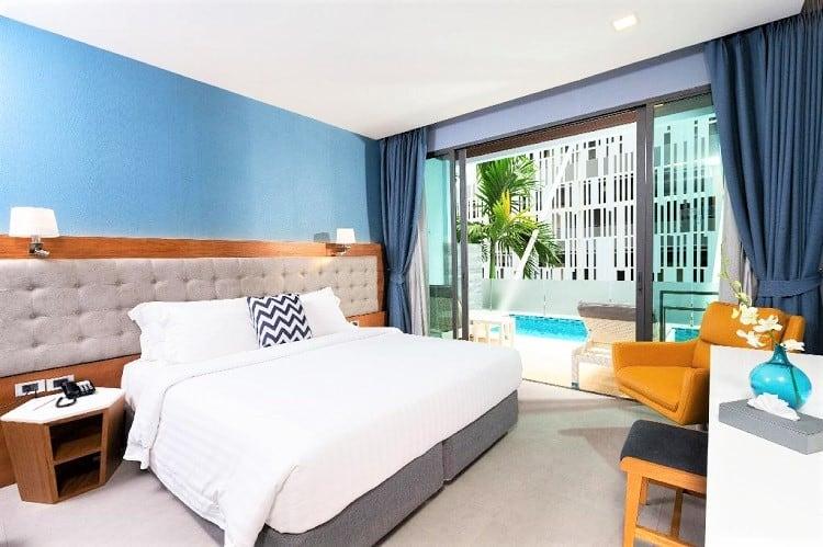 BlueSotel Krabi - Best hotels Krabi - Room