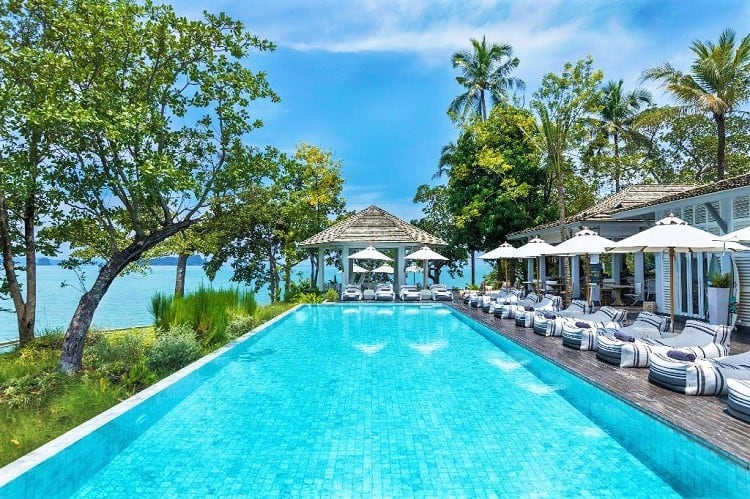 Cape Kudu Hotel - Best Koh Yao Noi Hotels - View
