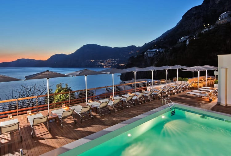 Casa Angelina - Best Hotels in Praiano Italy - View