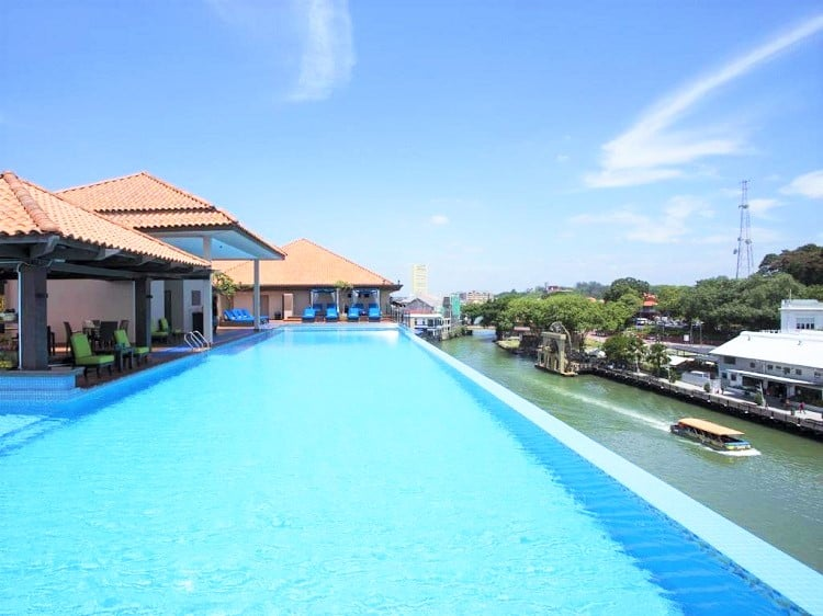 Casa Del Rio Hotel - Best Hotels in Melaka - Pool