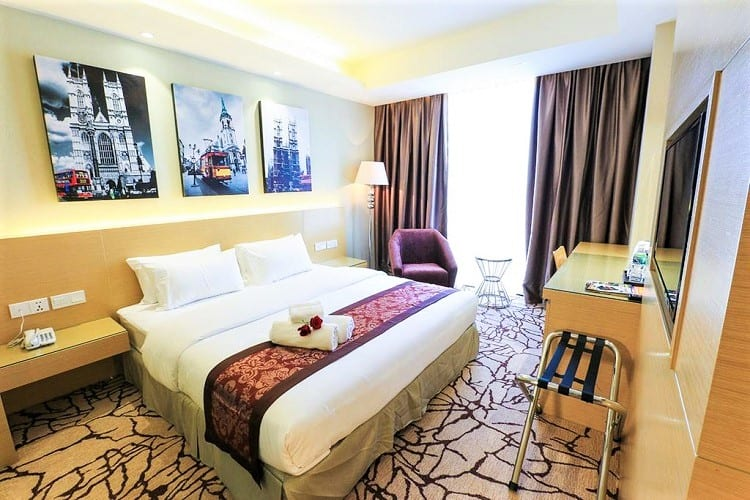 Eco Tree Hotel - Best Melaka Hotels - Room