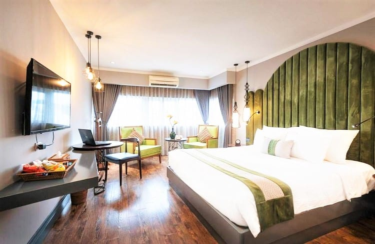 Essence Hanoi Hotel & Spa - Best Hanoi Accommodation - Room