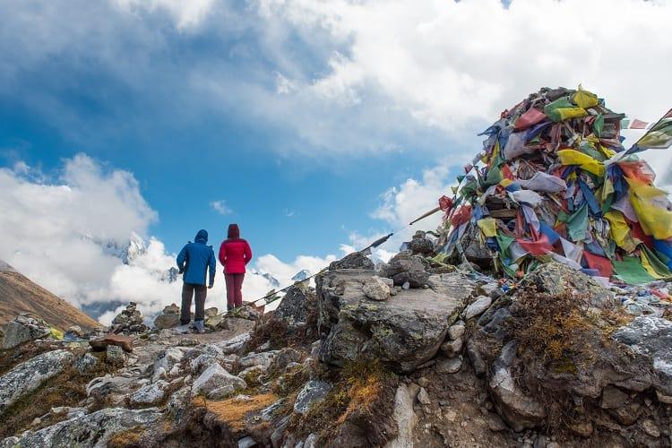 Everest Base Camp Trek - Base Camp