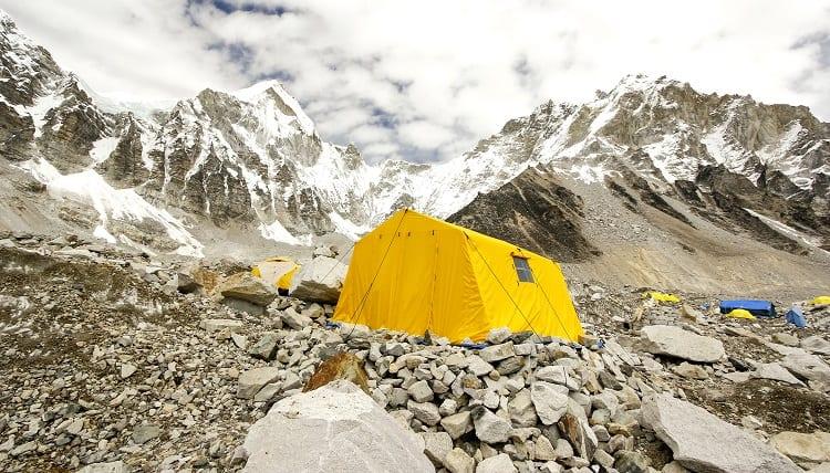 Everest Base Camp Trek - Tent