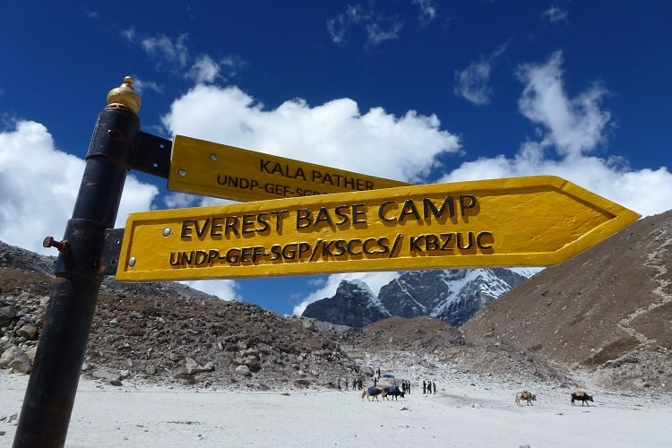 Everest Base Camp Trek - The Way