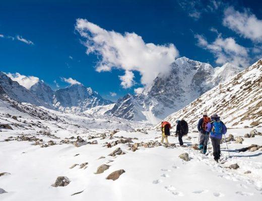 Everest Base Camp Trek - Trekkers