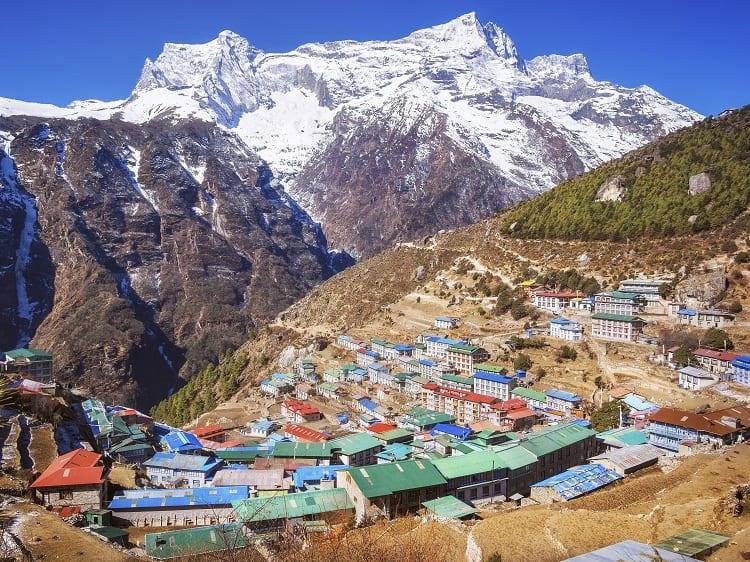 Everest Base Camp Trek - Village