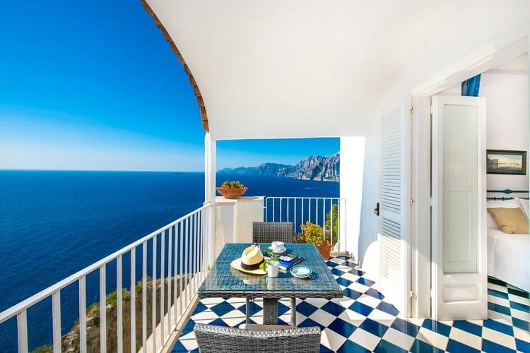 Grand Hotel Tritone - Best Praiano Hotels - View