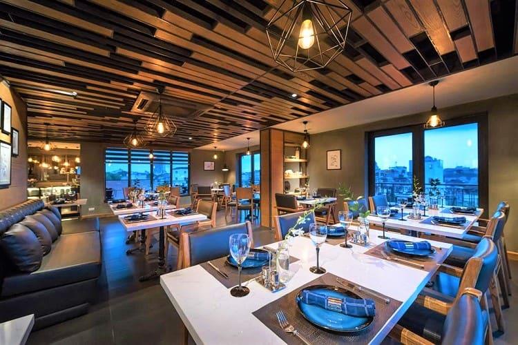 Hanoi La Siesta Hotel Trendy - Where to Stay in Hanoi - Dining Room