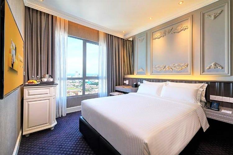Hatten Place Hotel - Best Melaka Hotels - Room