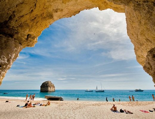 Honeymoon in Algrave Portugal