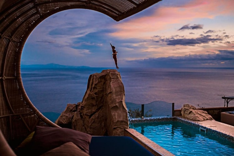 Hotel Margherita - Top Hotels in Praiano - View