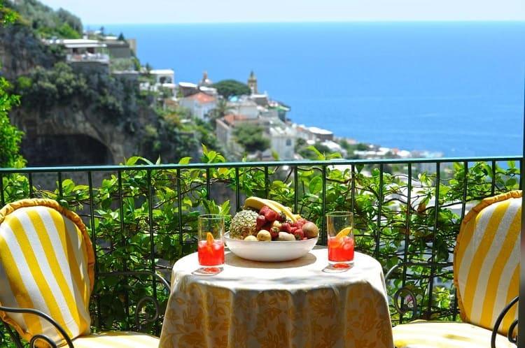 Hotel Pellegrino - Best Hotels in Praiano - View