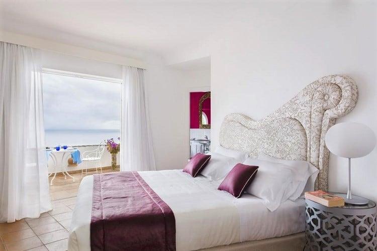 Hotel Piccolo Sant'Andrea - Best Praiano Hotels - Room