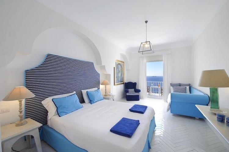 Hotel Tramonto d'Oro - Best Praiano Hotels - Room
