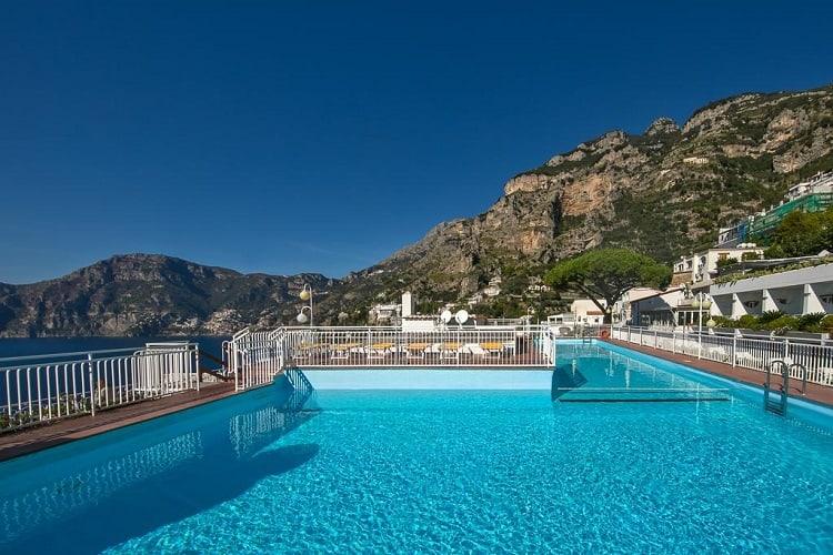 Hotel Tramonto d'Oro - Best Praiano Hotels - View