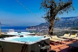 Hotel Villa Fiorita - Best rated hotels in Sorrento Italy - View - TF