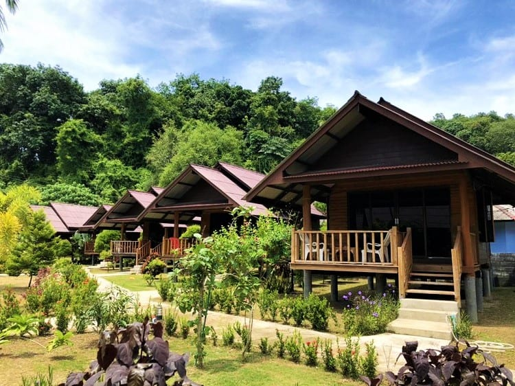 Koh Yao Seaview Bungalow - Best Koh Yao Noi Resorts - Bungalows