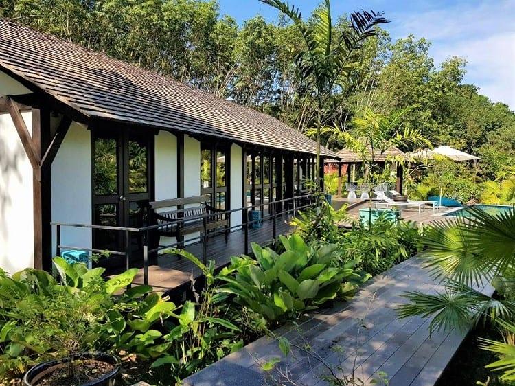 Koyao Bay Pavilions Hotel - Best Resorts on Koh Yao Noi - Pool
