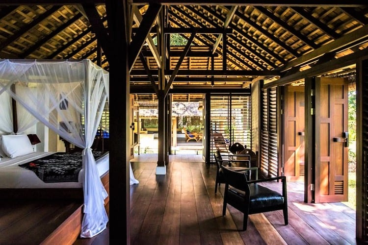 Koyao Bay Pavilions Hotel - Best Resorts on Koh Yao Noi - Room