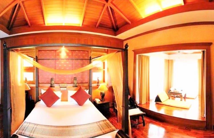 Mukdara Beach Villa & Spa Hotel - Best hotel in Khao Lak - Room