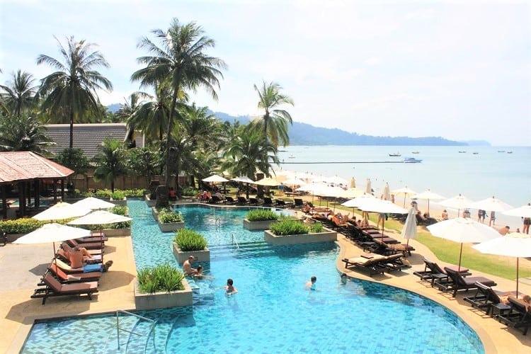 Mukdara Beach Villa & Spa Hotel - Best hotel in Khao Lak - View