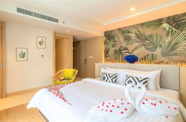 Panan Krabi Resort - Best hotels in Krabi Thailand - Room
