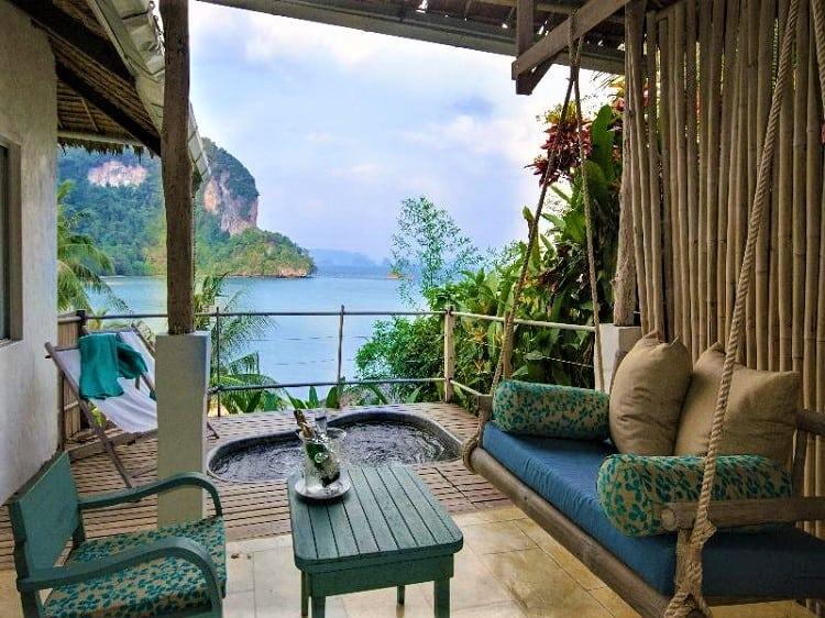 Paradise Koh Yao Resort - Best hotel in Koh Yao Noi - View