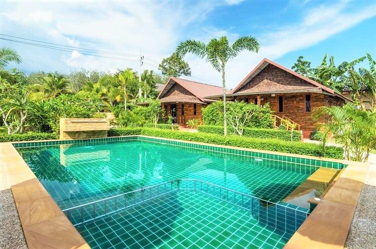 Pinthong Villa - Best Hotels in Krabi - Pool