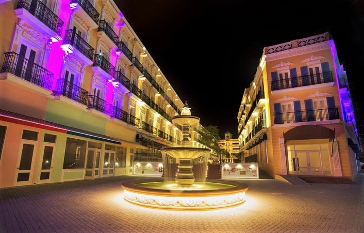 Riviera Suites - Best Budget hotel in Melaka - View