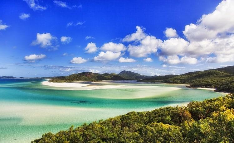 Road trip in Australia - Whitsunday Islands