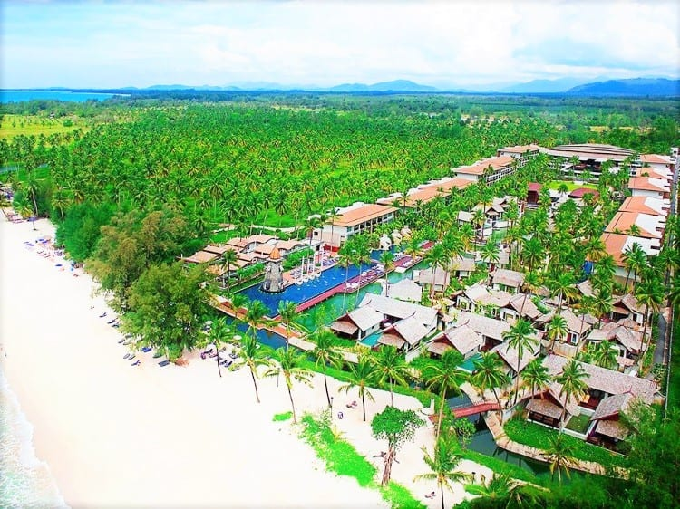 Sentido Graceland Khao Lak Resort & Spa - Best hotels Khao Lak - View