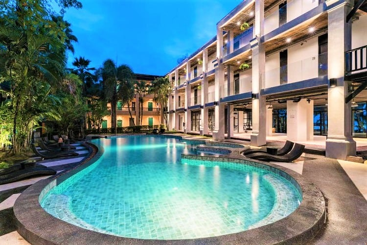 Suwan Palm Resort - Top Khao Lak Hotels - View