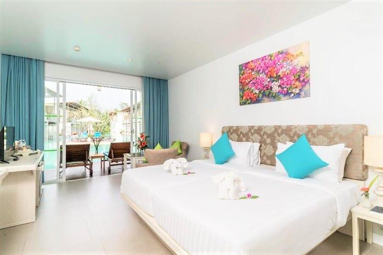 The Briza Beach Resort - Bets hotel in Khao Lak - Room