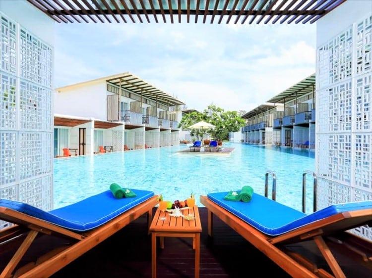 The Briza Beach Resort - Bets hotel in Khao Lak - View