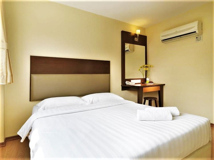 The Fenix Inn - Melaka Best Hotels - Room