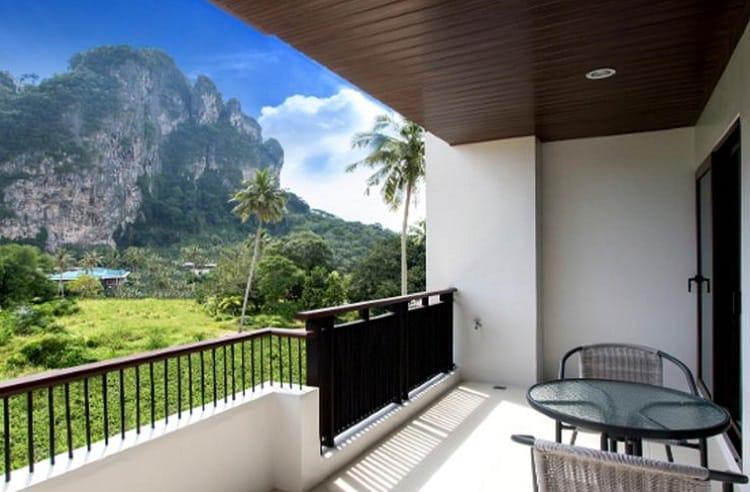 The Lai Thai - Best hotel Krabi Thailand - View