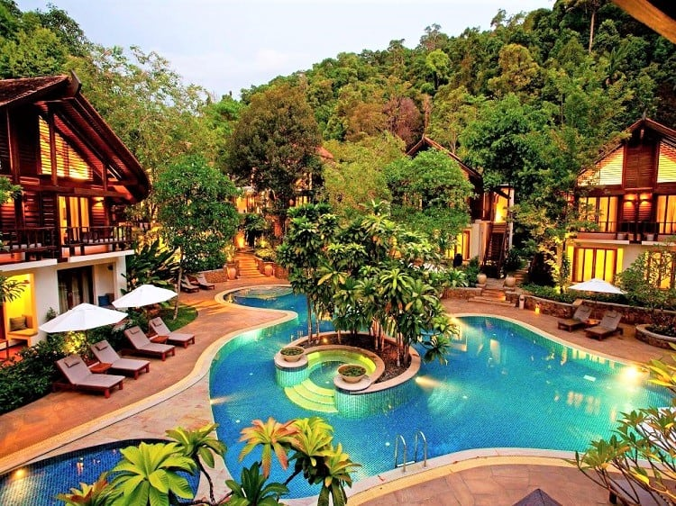 The Tubkaak Krabi Boutique Resort - Best resorts in Krabi for Family - View