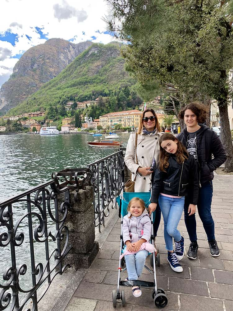 Top Lake Como towns - Menaggio