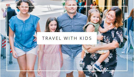 Travel with Kids Tips and Guides