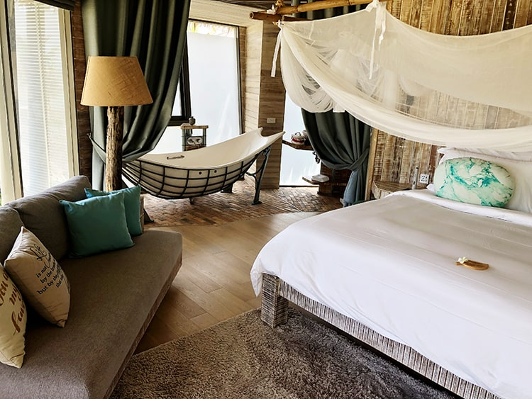 TreeHouse Villa Rooms